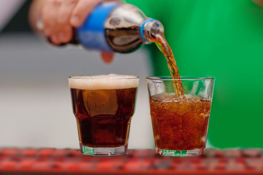 coca cola over pepsi