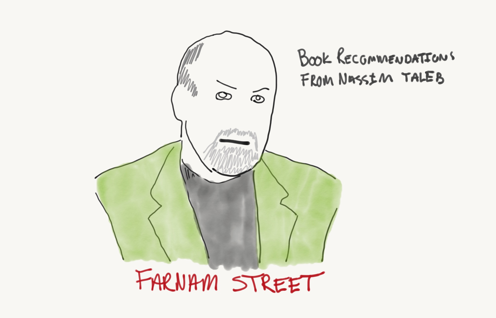 Nassim Taleb: Book Recommendations
