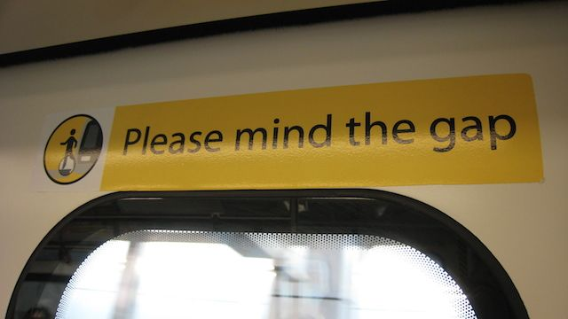 Mind the Gap-compressed