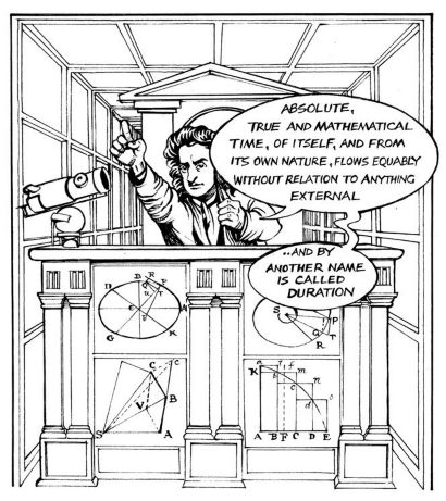 Newtonian Time-compressed