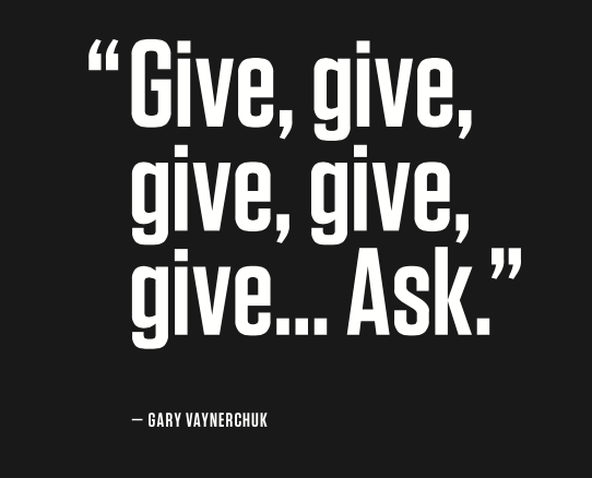 Give Give give