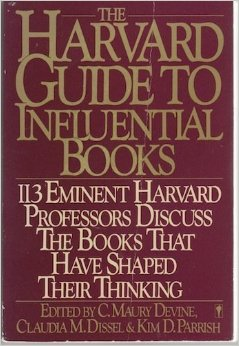 harvard guide to influential books