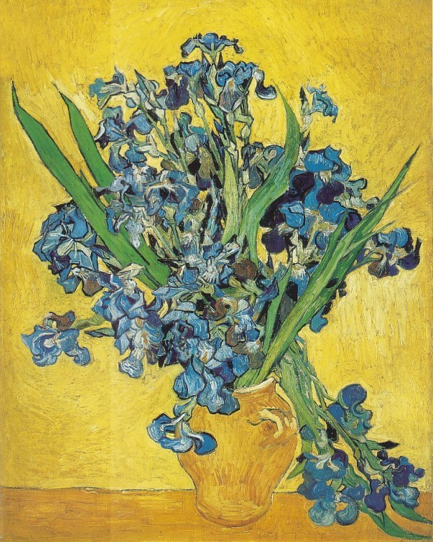 Vincent van Gogh on Color