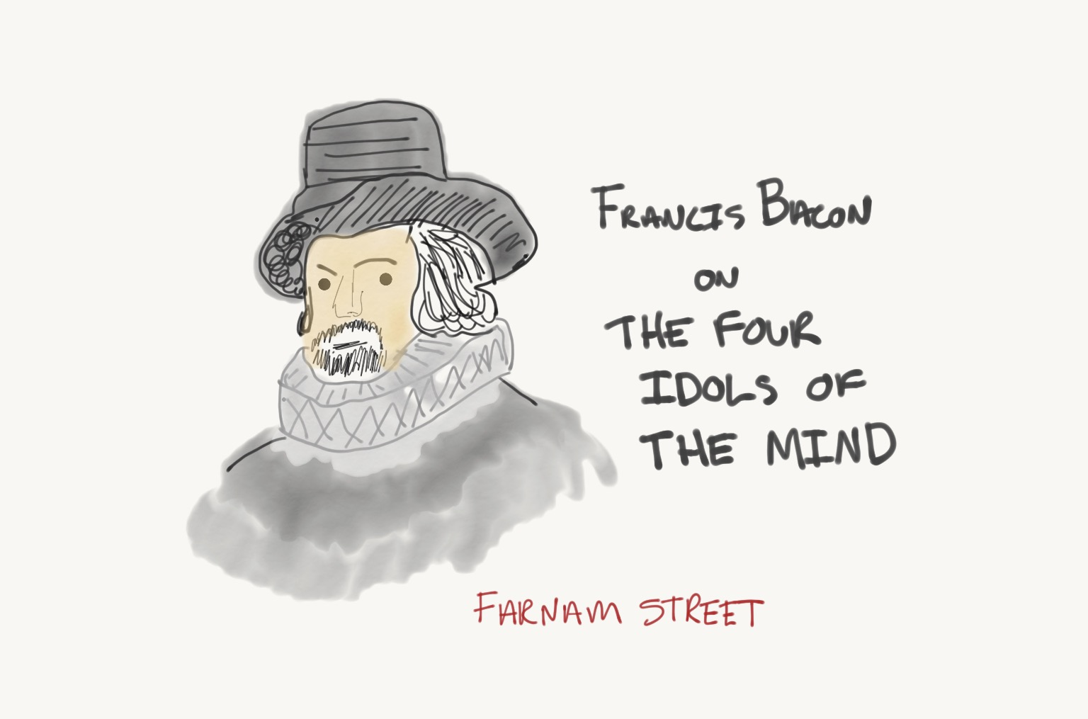 """francis bacon the four idols essay Bacon's four kinds of free spirits are relevant for  francis bacon and his  2007, """"bacon francis, viscount st alban (1561–1626)"""", oxford."""