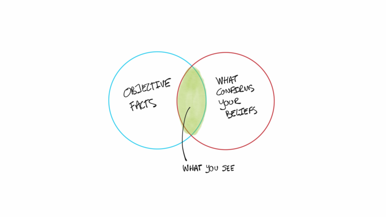 Confirmation Bias And The Power Of Disconfirming Evidence